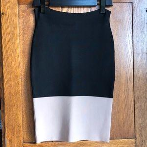 BCBGMazazria  tight tube skirt
